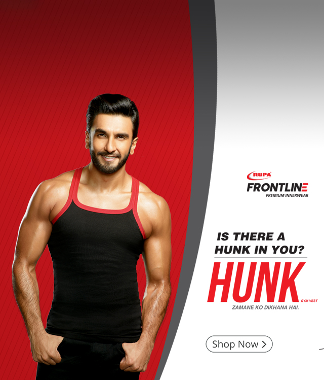 Rupa Frontline Hunk