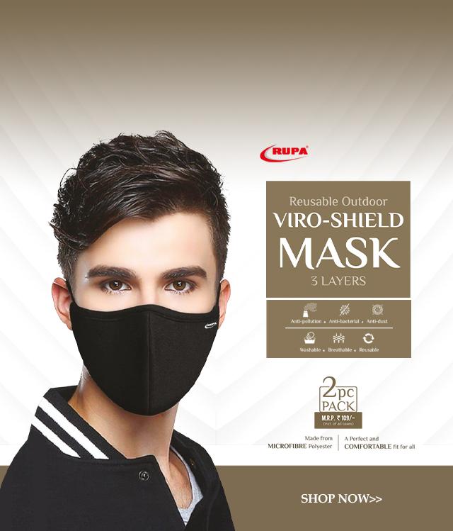 VIRO-SHIELD MASK