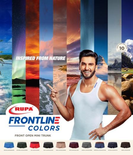 Rupa Frontline Colors
